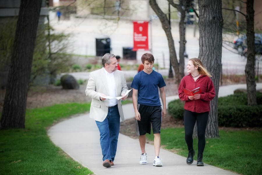 College Campus Visits OnCampus College Planning 4