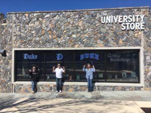 duke college campus visits