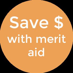 Save Money With Merit Aid
